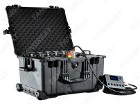 High-power Portable DDS Multi-band Vehicular Jamming System